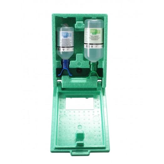 Coffret Duo PLUM. 500ml pH Neutral et flacon Lave-oeil 1000 ml