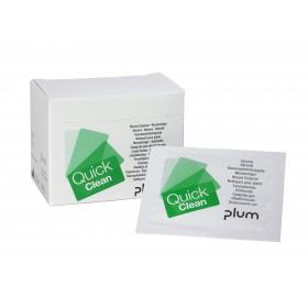 Lingettes QuickClean PLUM