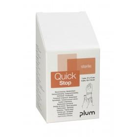 Pansements compressifs QuickStop PLUM