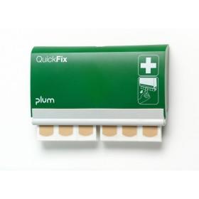 Distributeur de pansements étanches et élastiques QuickFix PLUM
