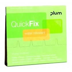 Recharge pansements étanches QuickFix PLUM