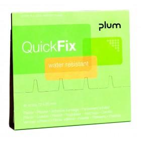 Recharge pensements étanches QuickFix PLUM