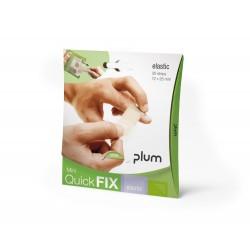 Boite de pansements élastiques Mini QuickFix PLUM