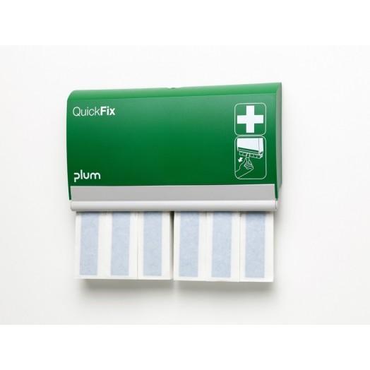 Distributeur de pansements détectables longs QuickFix PLUM