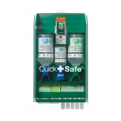QuickSafe industrie chimique PLUM