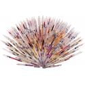 Lot de 10 tubes colorimétriques - Acétone N degrès151 - pour test organique