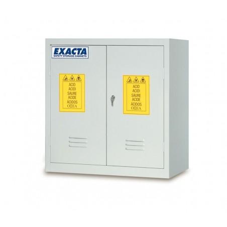 Armoire comptoir de stockage pour produits chimiques et corrosifs 2 portes