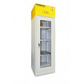 Armoire de sécurité pour produits cytotoxiques 1 porte vitrée