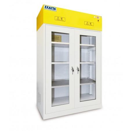 Armoire de sécurité pour produits cytotoxiques 2 portes vitrées