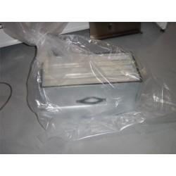 Système bag-in / bag-out filtre absolu