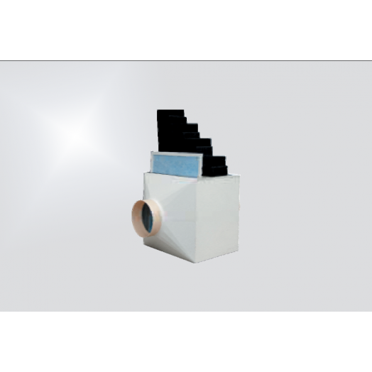 Caisson de filtration pour acides