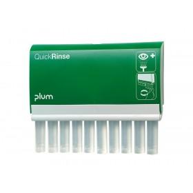 Distributeur ampoules de lavage oculaire PLUM