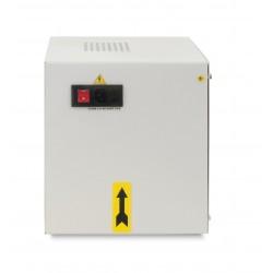 Caisson de ventilation avec boite à filtre et câble alimentation