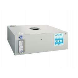 Caisson de ventilation à filtration moléculaire