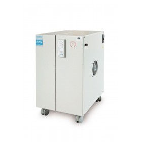 Caisson de filtration pour armoire sous paillasse avec alarme sonore visuelle