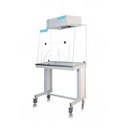 Hotte ventilée à filtration moléculaire L600