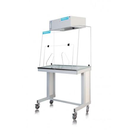 Hotte ventilée à filtration moléculaire L900