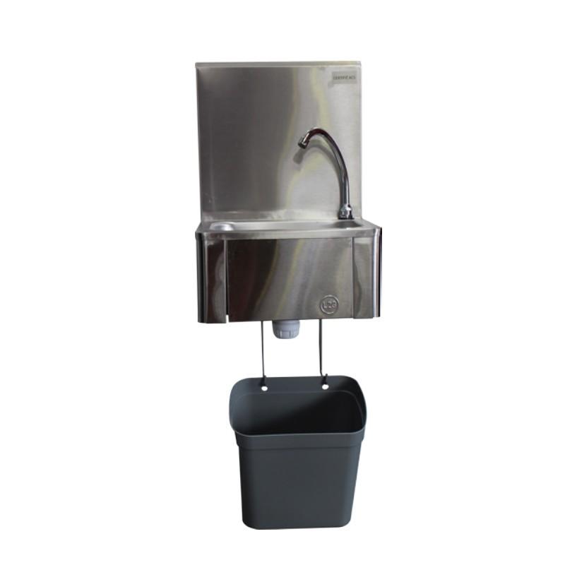 lave main inox affordable toilettes poser en inox avec lavemain intgr pour sanitaire public. Black Bedroom Furniture Sets. Home Design Ideas