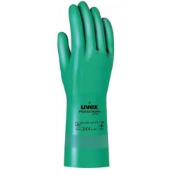 Gant protection nitrile