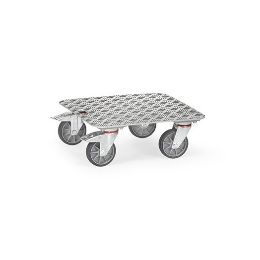 plateau roulant de manutention en aluminium fetra charge 250kg maximum. Black Bedroom Furniture Sets. Home Design Ideas