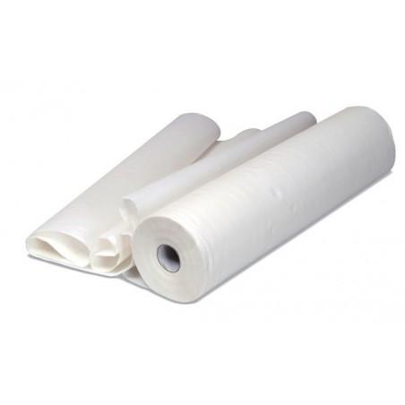 Draps d'examen gaufré blanc