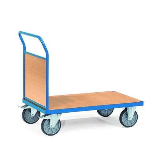 Chariot FETRA à ridelle
