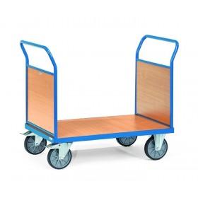 Chariot FETRA à deux ridelles
