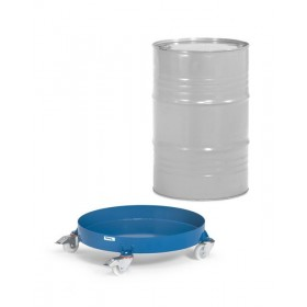 Rouleur de fûts 60 à 200 litres étanche