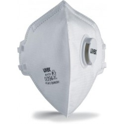 Masque Uvex Silv-Air 3310 lot de 15 FFP3