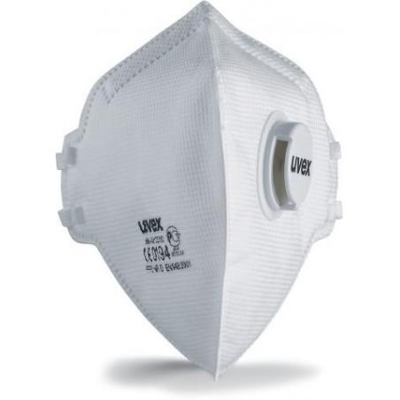 Masque Uvex Silv-Air 3310 lot de 15 FFP3