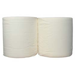 Ouate blanche contact alimentaire lot de 2