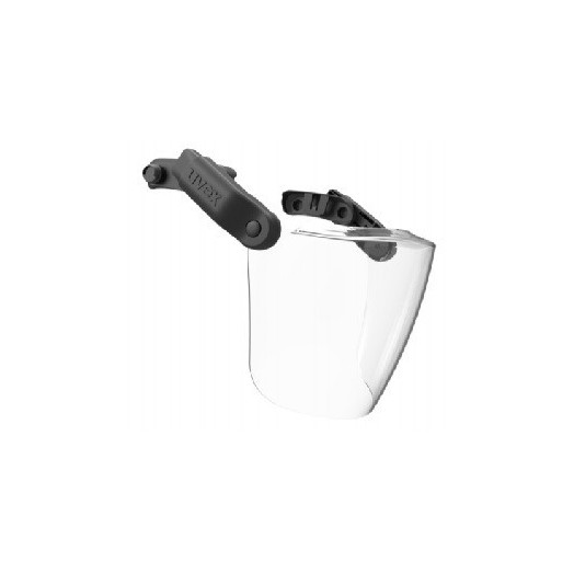 Visière polycarbonate pour casque Uvex Pheos