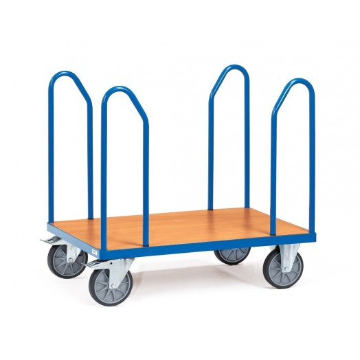 Chariot FETRA avec arceaux latéraux