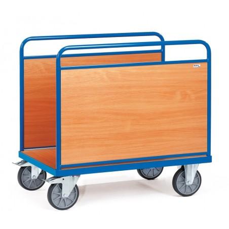 Chariot FETRA à ridelles latérales