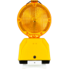 Lampe clignotante + support pour balise modulable