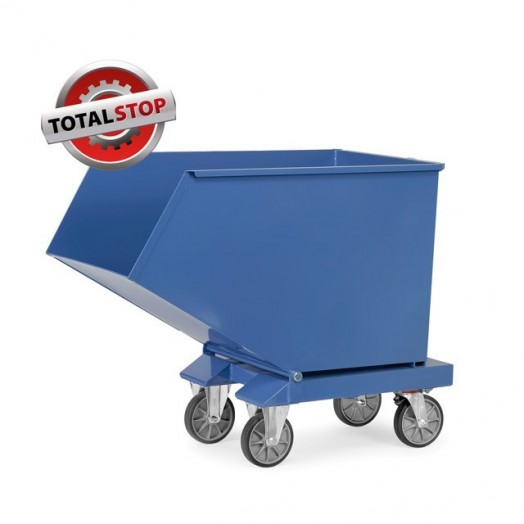 Chariot à benne basculante charge 750 kg