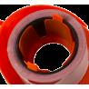 Dérouleur de ruban 50mm x 100m Noir