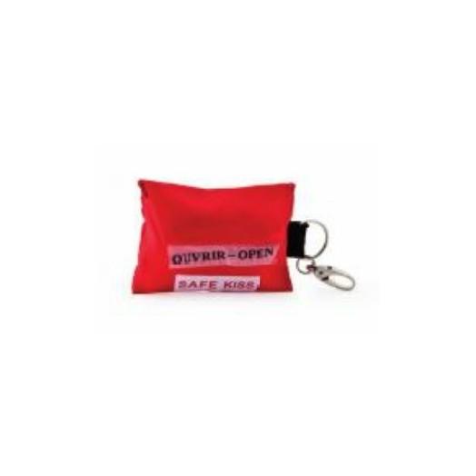 Porte clés bouche à bouche