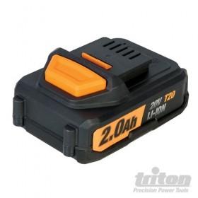 Batterie TRITON T20 2Ah