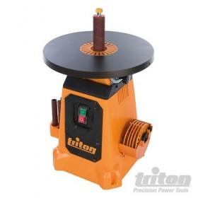 Ponceuse à cylindre oscillant sur plateau inclinable TRITON 350 W