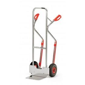 Diable aluminium patins amovibles 200 kg
