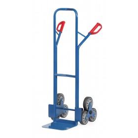 Diable escalier acier 200 kg 3 roues