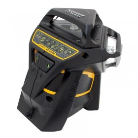 Niveau laser multiligne 360° vert STANLEY FATMAX
