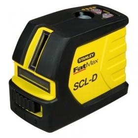 Niveau laser croix SCL-D STANLEY FATMAX