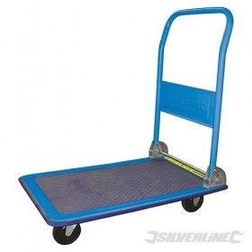 Chariot pliable SILVERLINE 150 kg