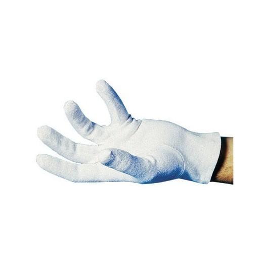 Sous-gants coton blanc