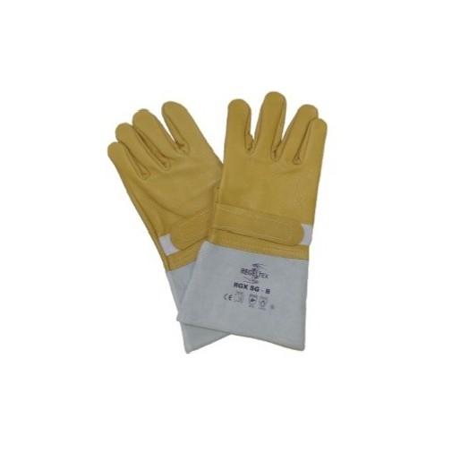 Surgant cuir Lot de 10 paires gants