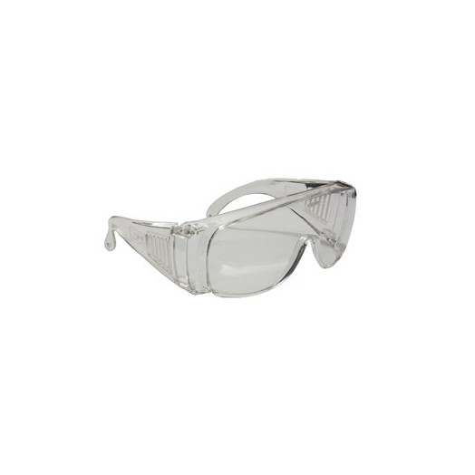 Lunette masque de proctection incolore BASIC