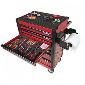 Servante métallique 7 tiroirs Gamme F1 DOGER TOOLS