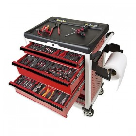 Servante mobile 5 tiroirs DOGHER TOOLS